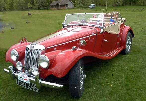 Octagon Car Club Cars For Sale